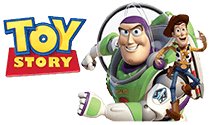 Toy Story from Santa And Me